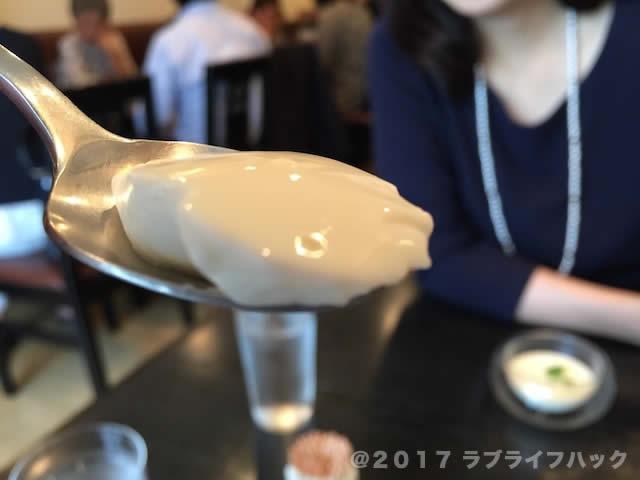 龍圓 杏仁豆腐