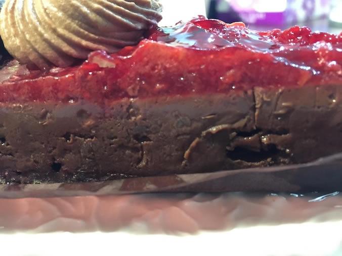 ラズベリーチョコレートパイ スターバックス