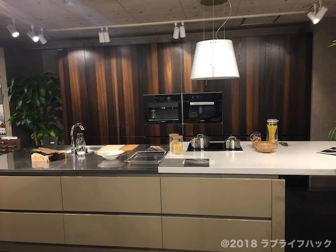 ハンセム(HANSSEM)の超高級キッチンKITCHEN BACH7