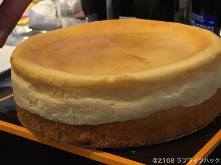 鎌倉山倶楽部 チーズケーキ