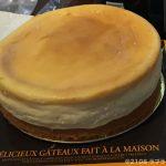 鎌倉山倶楽部のクリームチーズと米粉のチーズケーキがしっとり甘くてクリーミーでウマ〜な件